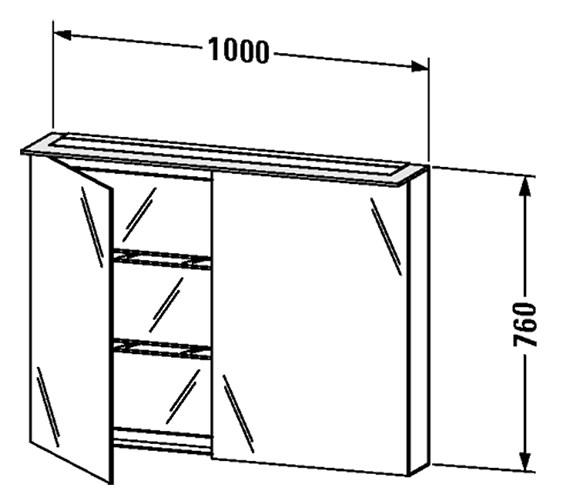 Technical drawing QS-V4465 / XL759501818
