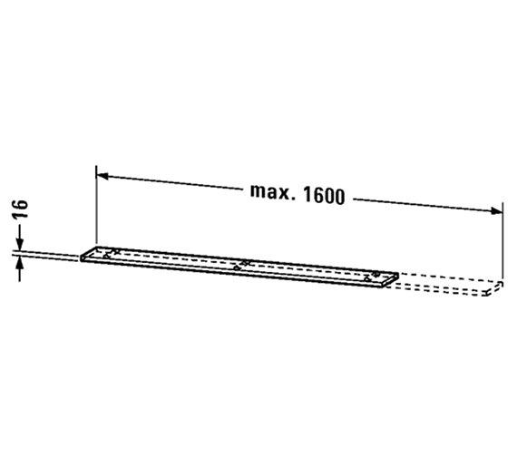 Technical drawing QS-V4470 / XL791202222