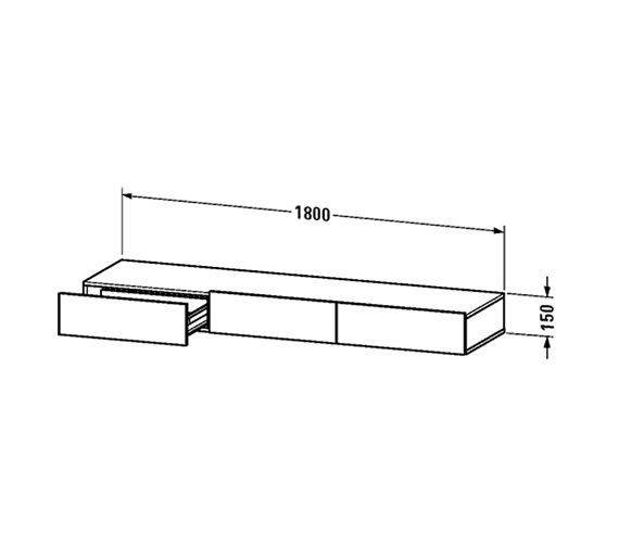 Technical drawing QS-V63450 / DS827301818
