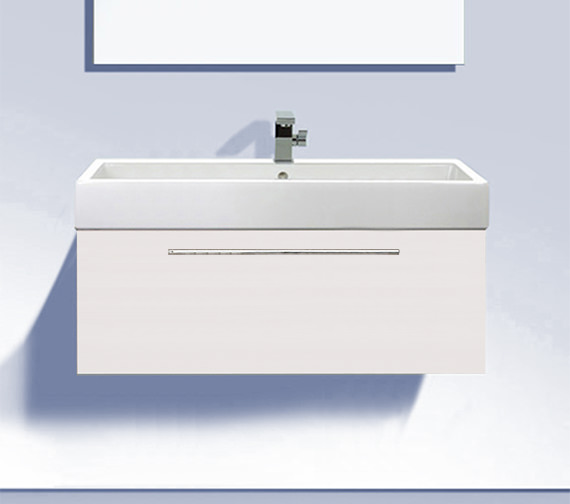 Duravit Fogo 1150mm Vanity Unit With 1200mm Vero Basin - FO955701818