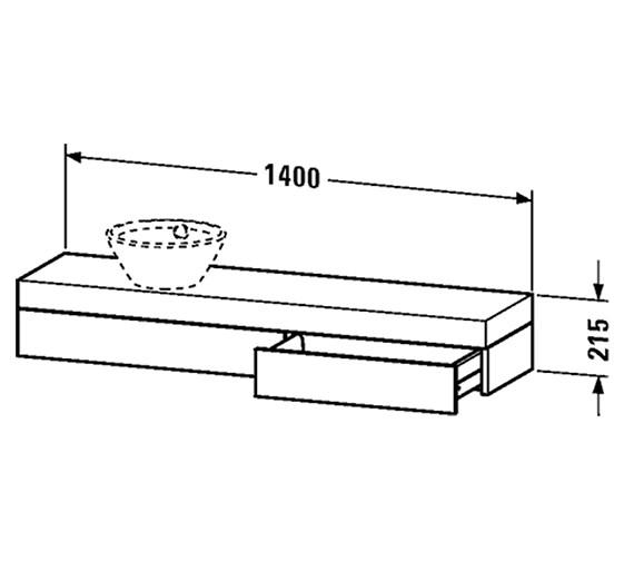 Technical drawing QS-V21195 / FO838301818