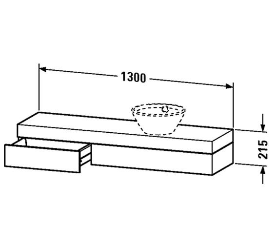 Technical drawing QS-V4477 / FO838101818