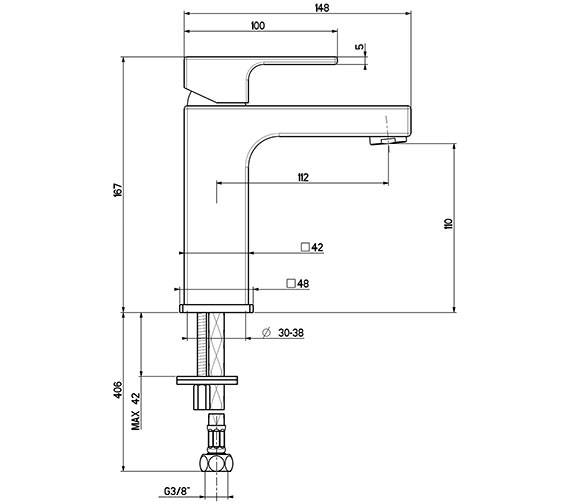 Technical drawing QS-V15877 / 1934C