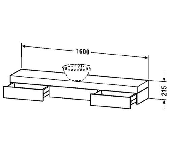 Technical drawing QS-V48457 / FO838501818