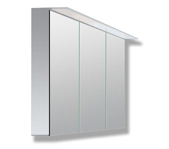 Duravit Happy D2 1200mm White Mirror Cabinet - H2759602222