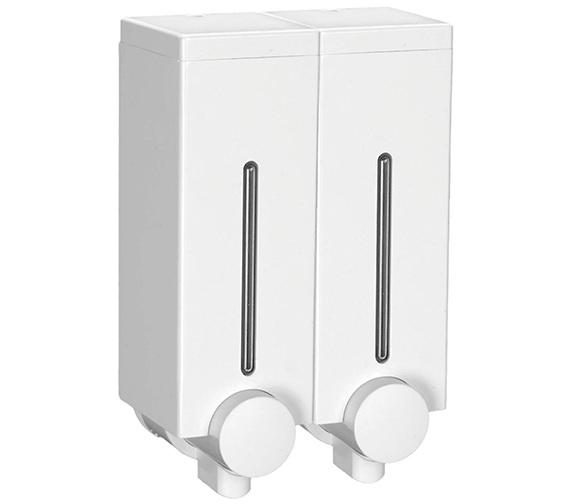 Sagittarius Compact 2 Section Soap Dispenser