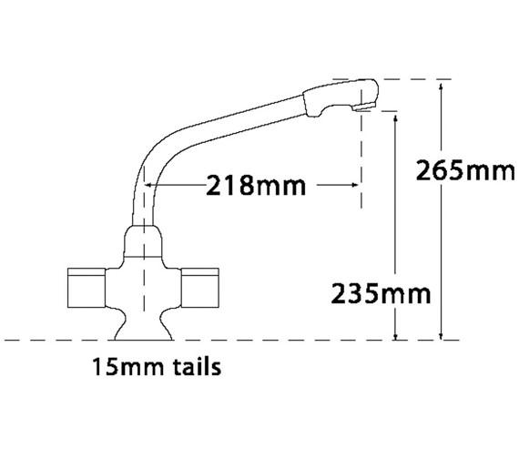 Technical drawing QS-V73941 / 248