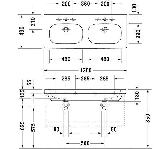 Technical drawing QS-V24977 / DS638601818