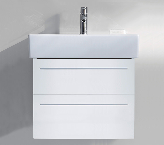 Duravit X-Large 950mm 2 Drawer Unit With 1000mm Vero Washbasin