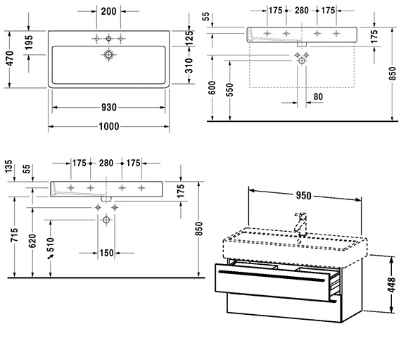 Technical drawing QS-V59021 / XL634307979