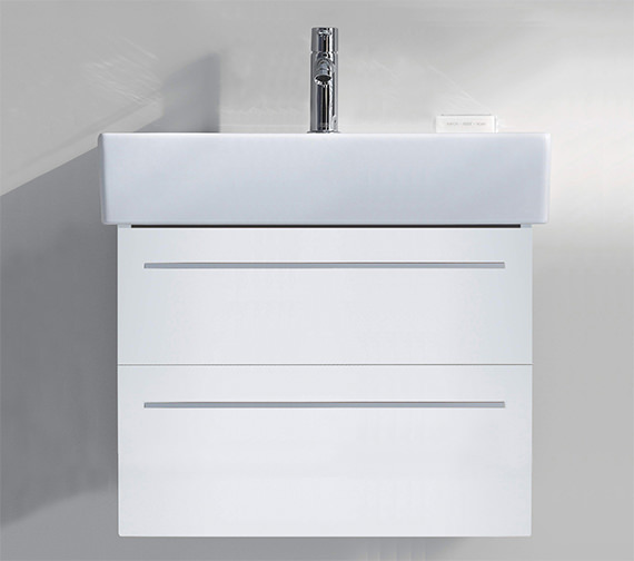 Duravit X-Large 1150mm 2 Drawer Unit With 1200mm Vero Washbasin