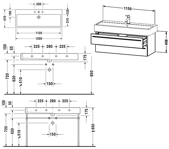 Technical drawing QS-V59027 / XL634701818