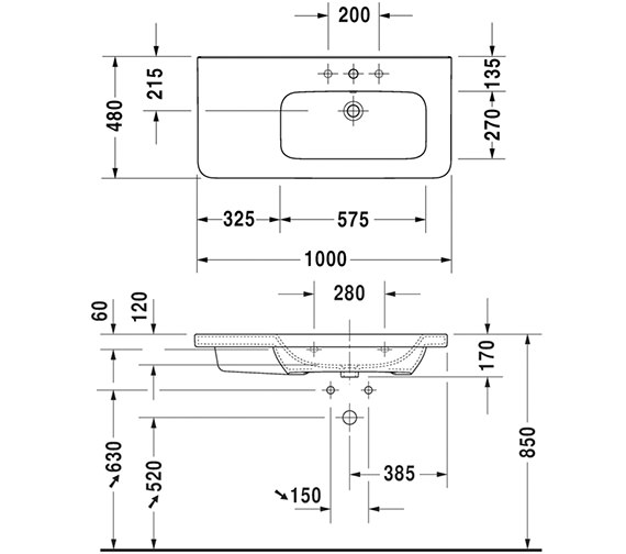 Technical drawing QS-V14473 / DS639601818