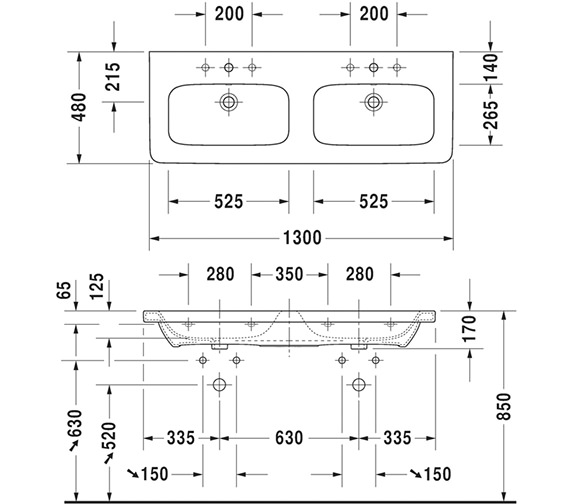 Technical drawing QS-V63441 / DS639803131