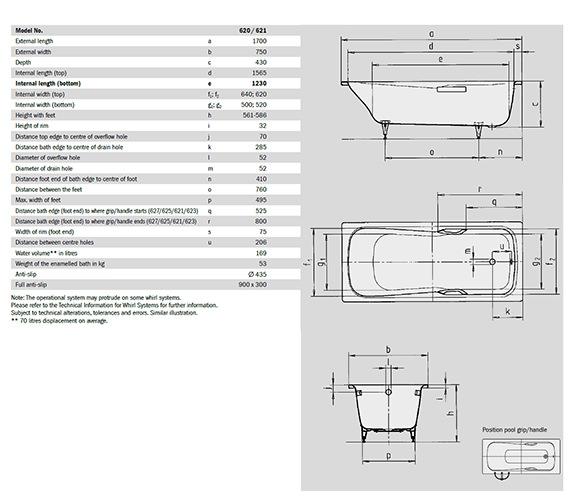 Technical drawing QS-V35934 / 226300010001