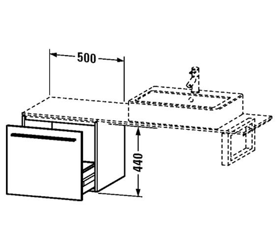 Technical drawing QS-V59566 / XL673301818