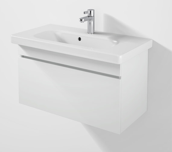 Duravit DuraStyle 730mm Vanity Unit With 785mm Basin - DS6399