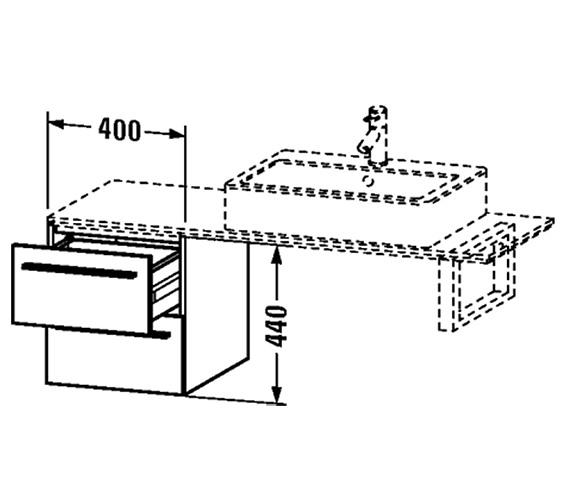 Technical drawing QS-V4452 / XL652201818