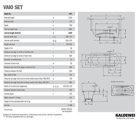 Technical drawing QS-V35942 / 234400010001