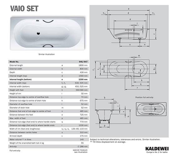 Technical drawing QS-V35944 / 234600010001