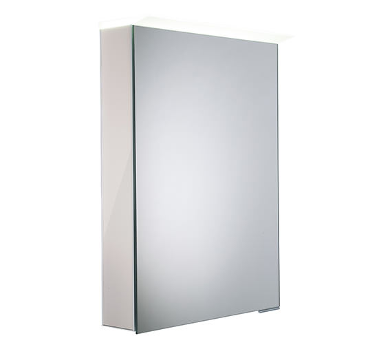 Roper Rhodes Virtue Gloss Mist LED Mirror Cabinet - VR50ALGMS