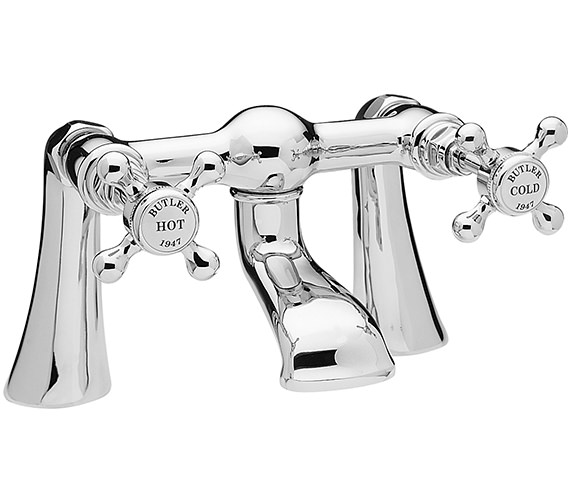 Sagittarius Butler Deck Mounted Bath Filler Tap