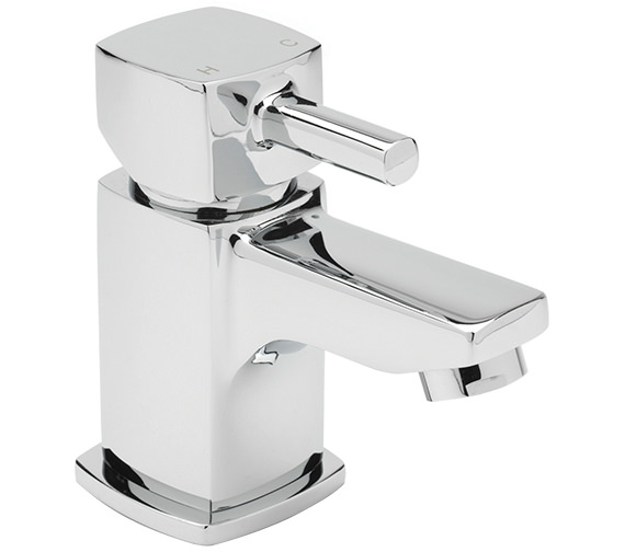 Sagittarius Axis Cloakroom Basin Mixer Tap Without Waste