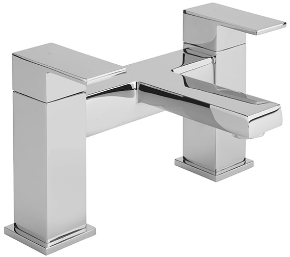 Sagittarius Blade Deck Mounted Bath Filler Tap