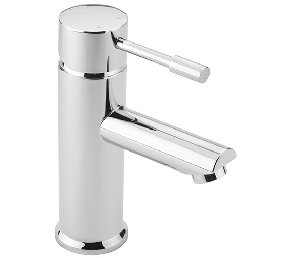 Sagittarius Boston Monobloc Basin Mixer Tap With Sprung Waste