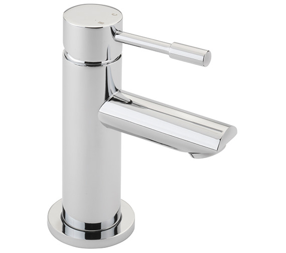Sagittarius Boston Cloakroom Basin Mixer Tap With Sprung Waste
