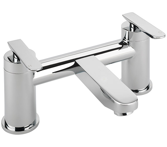Sagittarius Eclipse Deck Mounted Bath Filler Tap