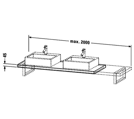 Technical drawing QS-V39123 / DL023C00303