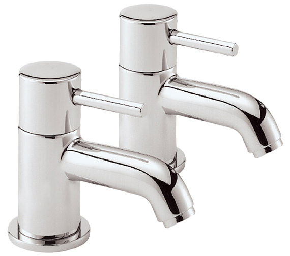 Sagittarius Ergo Pair Of Basin Taps