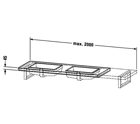 Technical drawing QS-V38096 / DL033C01212