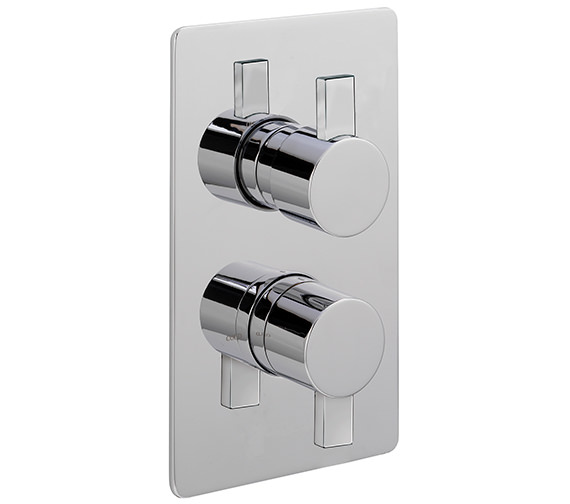 Sagittarius Evolution Concealed Thermostatic Shower Valve