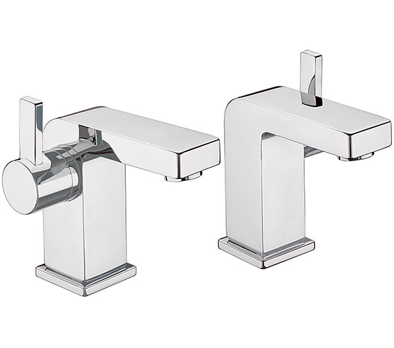 Sagittarius Evolution Pair Of Bath Taps