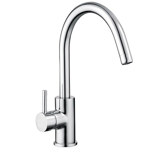 Sagittarius Ergo Side Lever Monobloc Kitchen Sink Mixer Tap