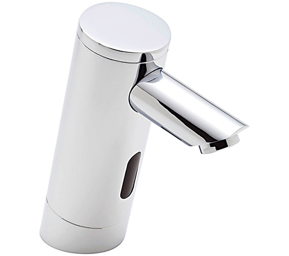 Sagittarius Infra-Red Sensor Deck Mounted Basin Mixer Tap With Long Spout
