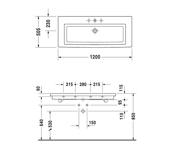 Technical drawing QS-D19327 / 0491120000