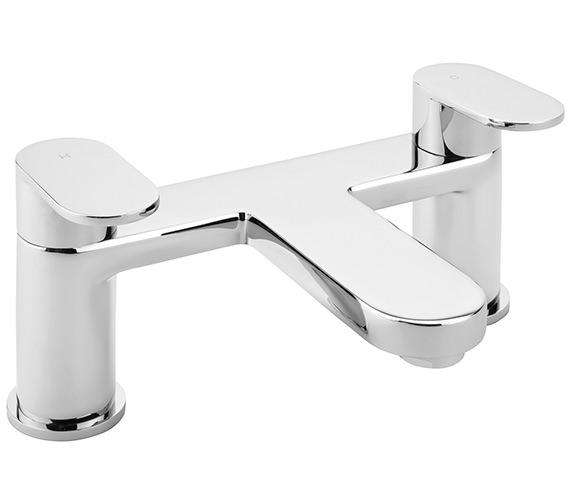 Sagittarius Metro Deck Mounted Bath Filler Tap