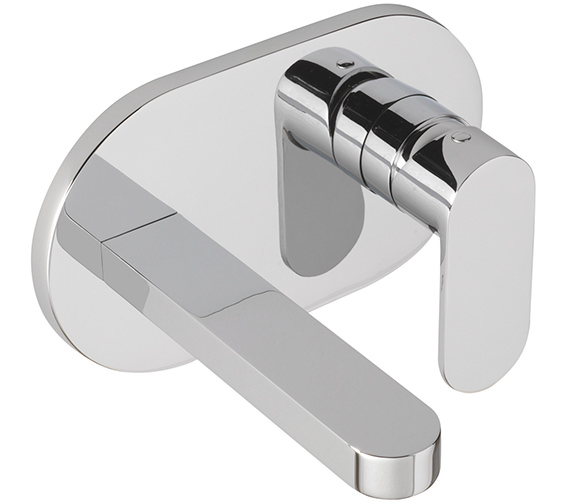 Sagittarius Metro Wall Mounted Basin Mixer Tap