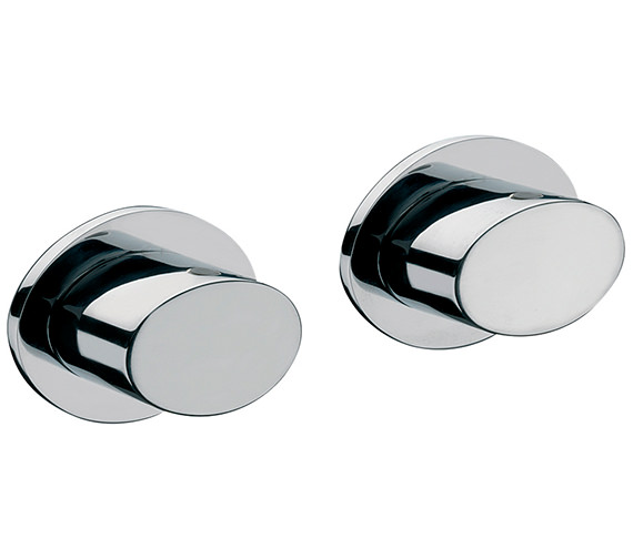 Sagittarius Oveta Pair Of 0.5 Inch Wall Mounted Side Valves