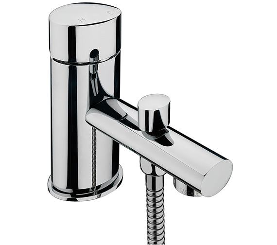 Sagittarius Oveta Monobloc Bath Shower Mixer Tap And Kit