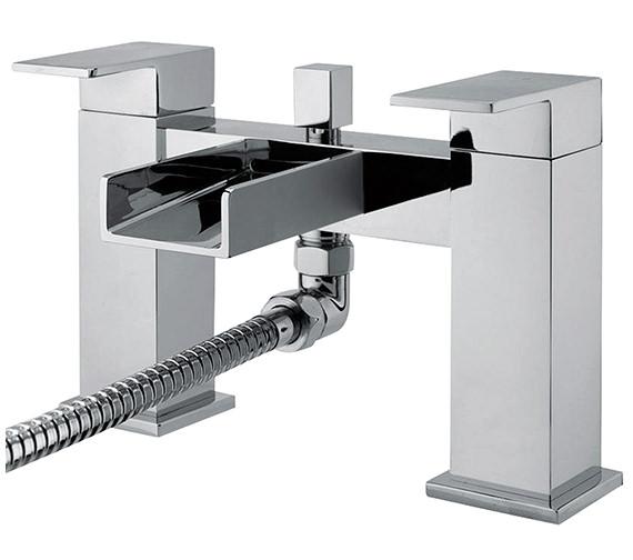 Sagittarius Nice Deck Mounted Bath Shower Mixer Tap With No.1 Kit