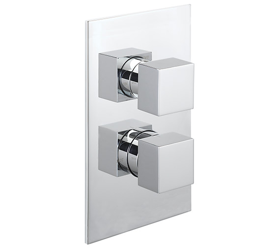 Sagittarius Pablo Concealed Thermostatic Shower Valve With 2 Way Diverter