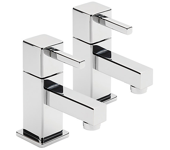 Sagittarius Pablo Pair Of Basin Taps