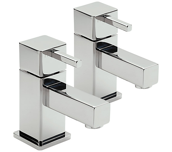 Sagittarius Pablo Pair Of Bath Taps