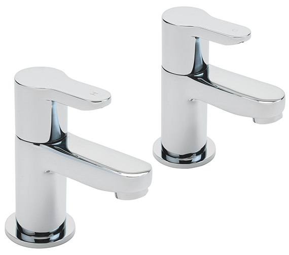 Sagittarius Plaza Pair Of Basin Taps