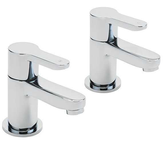 Sagittarius Plaza Pair Of Bath Taps
