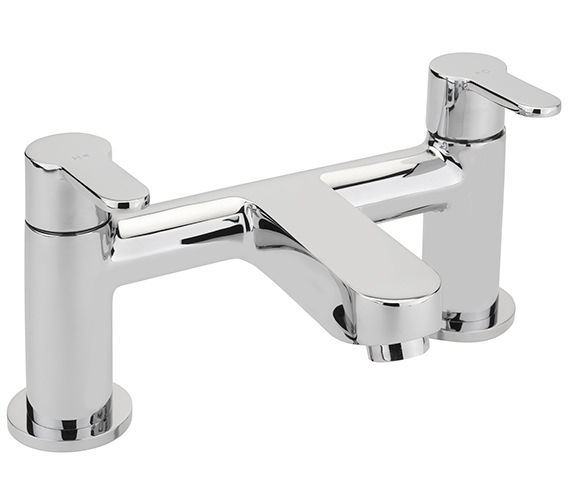 Sagittarius Plaza Deck Mounted Bath Filler Tap